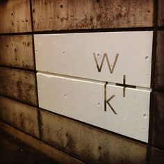 W+K opens doors on new office.  From the look of the signage, I'm a fan...
