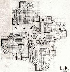 Belleza y armonía! Boceto de planta TORRES BLANCAS (1964) por Saenz de Oiza #Arquitectura @StepienyBarno Arquitectura Arquitectura Arquitectura pic.twitter.com/LPcqIZuizx