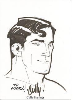 Superman by Cully Hamner