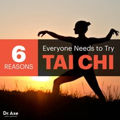 tai chi moves - dr. axe http://www.draxe.com #health #holistic #natural