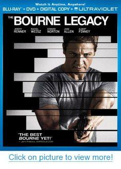 The Bourne Legacy (Blu-ray   DVD   Digital Copy   UltraViolet)