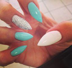 Tiffany and Co Nails
