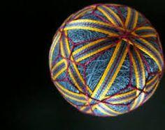 Temari silk spheres - Recherche Google