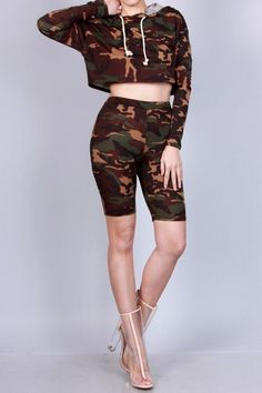 G.I. Jane Camo 2-Piece Set  #knit #aknitmuch #onlineshopping #fashion #fallfashion #dress #falltrends #fashionblogger #boutique #musthave