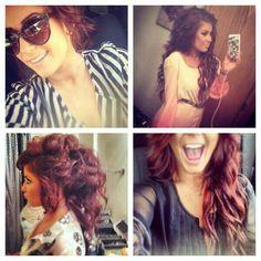 Chelsea Houska's hair is amazing!*