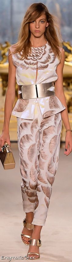 """Genny SS 2015 """"And the LORD said to Moses, """"Go to the people and consecrate them today and tomorrow. Have them wash their clothes."""" Exodus 19:10"""
