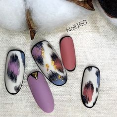 50 Beautiful Nail Art Designs & Ideas Nails have for long been a vital measurement of beauty and Flower Nail Designs, Gel Nail Designs, Nail Art Hacks, Gel Nail Art, Uñas Color Neon, Nailart, American Nails, Halloween Nail Art, Stylish Nails