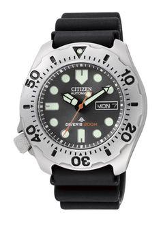 Citizen Promaster Diver Automatico Titanio