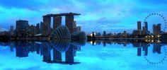 New Singapore Skyline