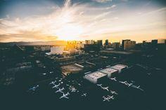 Las Vegas through the lens of MandoHundreds