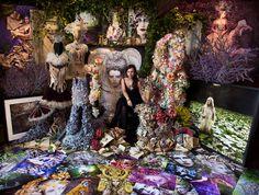 Kirsty Mitchell  // Inspired by her Wonderland journey