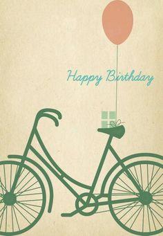 be4947bae312ece29208d9e22ee75dc1 free printable birthday cards happy birthday cards hip vintage cycle & birthday balloons birthday clip art