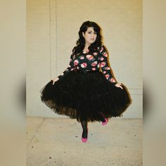 Reminiscing when all I thought about was warmer weather, tulle and everything pink..... details up on the blog creativityandbeyondbyandrea.blogspot.com  #FashionBlogger #Floral #estilo #Moda #FashionLover #Celebratemysize #Dressup #LiveAuthentic #ThatsDarling #MyStyleDiary #Pinupcurls #LatinaMUA #Pink #ChicWish #Midiskirt  Thank you @hilaryrushford for the AMAZING and AWSOME tips on yesterday's  chat! I'm hooked on snapseed and vsco