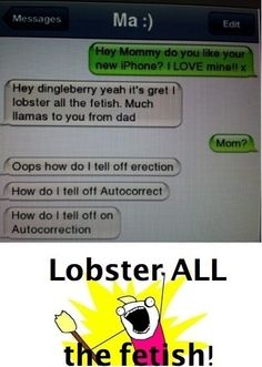 Mom Do You Love Your New iPhone? - NoWayGirl