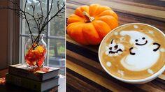 Die schönsten Herbstdeko-Ideen auf Instagram #News #Wohnen