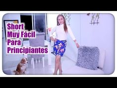 Omaira tv- DIY Short Muy Fácil Para  Principiantes- Shorts Very easy For...