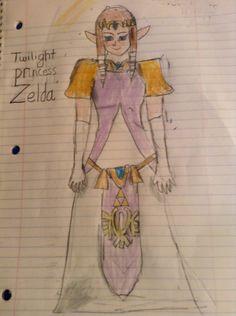 Twilight Zelda: Credit-Hyrulean Pikachu