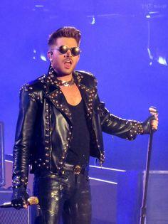 Queen + Adam Lambert AC Boardwalk Hall 2 @adamlambert