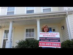 Mississippi Valley Exteriors - YouTube