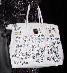 japanese graffitti -ed birkin@gaga