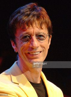 Robin Gibb during Magnetic Tour 2005 - Robin Gibb Plus Band & Orchestra in Concert at the Tokyo International Forum - September 3, 2005 at Tokyo International Forum in Tokyo, Japan.