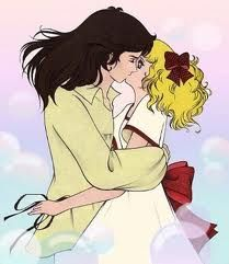 Candy y Terry! Best soup opera ever! Candy Lady, Candy S, Manga Anime, Candy Pictures, Candy Y Terry, Dulce Candy, Tv Icon, Cardcaptor Sakura, Couple Art