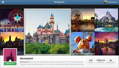 Instagram Kampagne - Disneyland Hashtag Contest