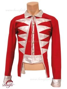Boy's ballet costume Nutcracker