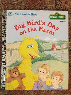 Big Bird's Day on the Farm 1993