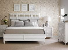 Cypress Grove  Queen Bedroom Group by Stanley Furniture