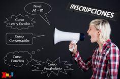 INFORMACIÓN: Tendremos las inscripciones abiertas para nuestros cursos hasta el día 29 de Agosto... Para mayor información: www.aleman-para-hispanohablantes.com