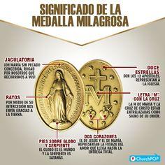 Conoce el mensaje escondido en la Medalla Milagrosa   ChurchPOP