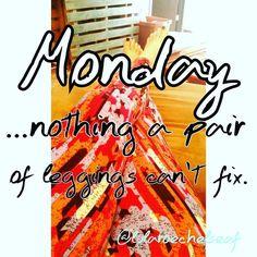 Mondays...allowing us to start fresh each week. Happy Monday all!! #monday #newbeginnings #lularoe #leggings #butterysoft #conquer #butfirstcoffee #llr #quebie #todayismyday #momlifeisthebestlife #palletart #repurposed