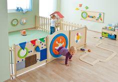 Spielecken in der Arztpraxis - Arztpraxis - Einsatzgebiete - Spielecken - Kindererlebniswelten