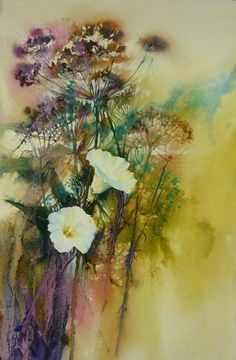 Painting by Ann Blockley