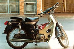 my super cub Honda