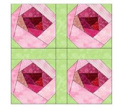 BLOQUES PATCHWORK - rosotali roso - Álbuns da web do Picasa