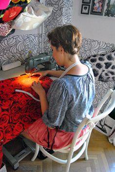 La Carola atelier. www.lacarola.com