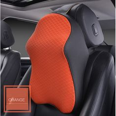 3D Spare Car Headrest Breathable Ice Silk Automobile Neck Supports Cushion For Auto Seat Cover Accessories Car Styling