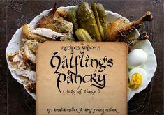 A LOTR cookbook!!!!!!!!!