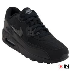 #Nike Air Max 90 MESH GS Tamanhos: 35.5 a 40  #Sneakers mais informações: http://www.inmocion.net/Nike-Air-Max-90-MESH-GS-724824-763-pt?utm_source=pinterest&utm_medium=724824-763_Nike_p&utm_campaign=Nike