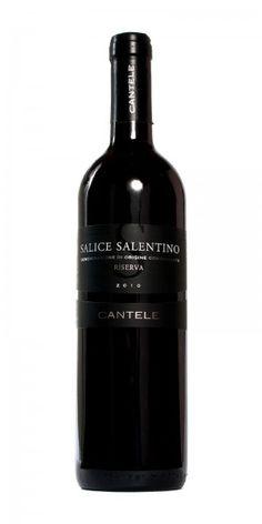 Cantele Salice Salentino Riserva 2010