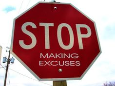 Successful People Don't Make Excuses | Newport Beach Personal ...