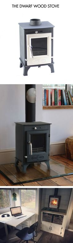 THE DWARF 4KW WOOD STOVE The Dwarf is an efficient, compact, fully featured stove that is a perfect addition to small, non-residential, spaces less than 500sq' like: RV's, travel trailers, boats, hunting cabins, yurts and tiny houses on wheels.