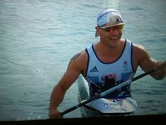 Liam Heath GB Canoe Sprint GOLD... 20 Augustus 16 *A*