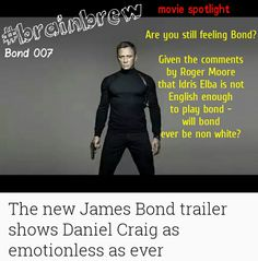 073eb61749f  brainbrew - movie spotlight A new bond for a new era is under way but