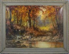 Fall Landscape, Landscape Paintings, Pictures, Photos, Landscape, Landscape Drawings, Grimm