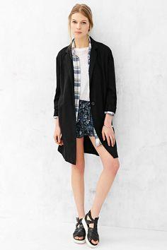BB Dakota Herringbone Caelyn Blazer - Urban Outfitters