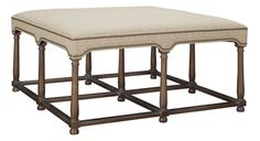 Donna's Blog: Cocktail Tables Love | Hickory Chair Marit Cocktail Table