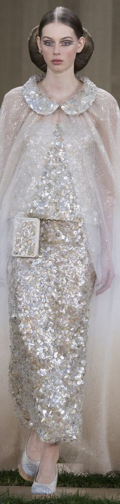 Chanel Spring 2016 Couture vogue